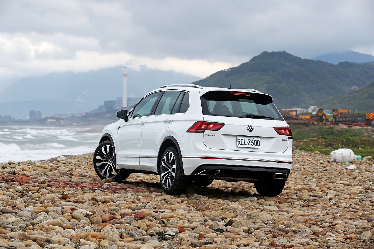 老将出新招 VW Tiguan 380 TSI R-Line Performance